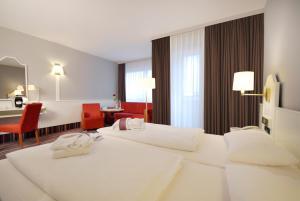 Mercure Hotel Bad Homburg Friedrichsdorf, Szállodák  Friedrichsdorf - big - 8