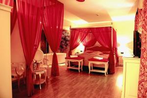 Hotel Riz B.B, Hotely  San Genesio ed Uniti - big - 4