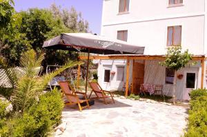 Saklibahce Hotel, Отели  Бозджаада - big - 17