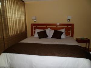 Hotel Tuvalu, Hotels  Paipa - big - 20