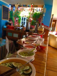 Churup Guest House, Penzióny  Huaraz - big - 40