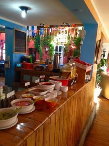 Churup Guest House, Penzióny  Huaraz - big - 41