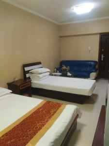 Xi'an Shuangxin Apartment, Hotels  Xi'an - big - 37