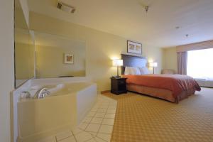Apartament typu Suite z wanną z hydromasażem