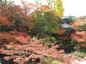 Gosho Nishi Kyoto Heian Hotel, Szállodák  Kiotó - big - 31