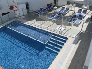 Apartamentos Trinidad, Апартаменты  Alange - big - 36