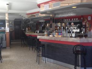 Hostal Salones Victoria, Penzióny  Santa Marina del Rey - big - 10