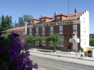 Hostal Salones Victoria, Penziony  Santa Marina del Rey - big - 12