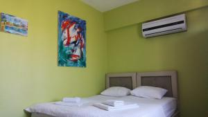 Saklibahce Hotel, Отели  Бозджаада - big - 9