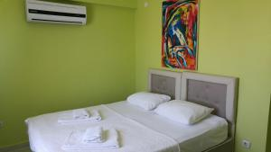 Saklibahce Hotel, Отели  Бозджаада - big - 11