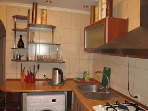 Apartment on Pobedy avenue, Ferienwohnungen  Nova Kakhovka - big - 34