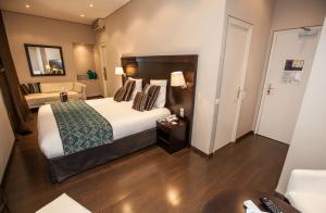 Paris Rome, Hotels  Menton - big - 32