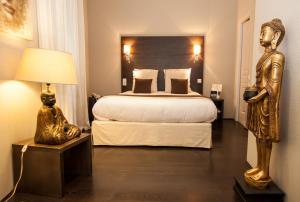 Paris Rome, Hotels  Menton - big - 19