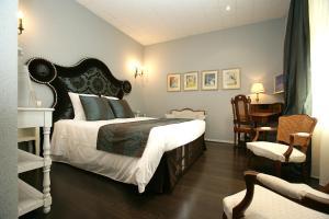 Paris Rome, Hotels  Menton - big - 20
