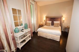 Paris Rome, Hotels  Menton - big - 21