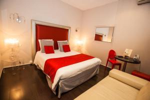 Paris Rome, Hotels  Menton - big - 26