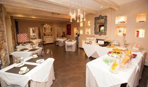 Paris Rome, Hotels  Menton - big - 45