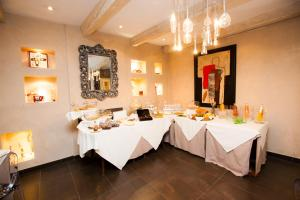 Paris Rome, Hotels  Menton - big - 47