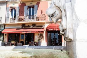 Paris Rome, Hotels  Menton - big - 38