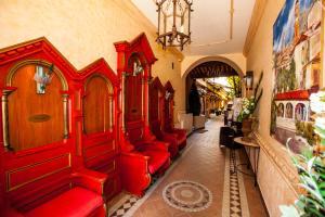 Paris Rome, Hotels  Menton - big - 39