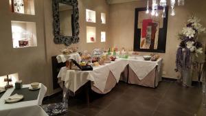 Paris Rome, Hotels  Menton - big - 42