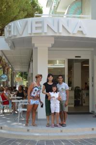 Hotel Vienna, Hotel  Gabicce Mare - big - 28