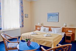 Haus Seeblick Hotel Garni & Ferienwohnungen, Hotely  Zinnowitz - big - 12