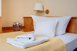 Haus Seeblick Hotel Garni & Ferienwohnungen, Hotely  Zinnowitz - big - 14
