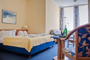 Haus Seeblick Hotel Garni & Ferienwohnungen, Hotely  Zinnowitz - big - 17
