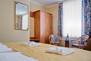 Haus Seeblick Hotel Garni & Ferienwohnungen, Hotely  Zinnowitz - big - 3