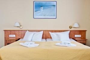 Haus Seeblick Hotel Garni & Ferienwohnungen, Hotely  Zinnowitz - big - 16