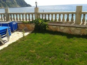 Magic Ionian Apartments & Rooms, Affittacamere  Himare - big - 41