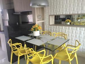 VIP Beira Mar Residence, Aparthotely  Fortaleza - big - 114