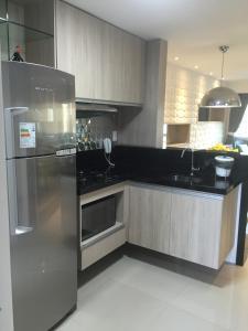 VIP Beira Mar Residence, Aparthotely  Fortaleza - big - 116