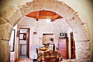 Trulli Il Castagno, Загородные дома  Мартина-Франка - big - 13
