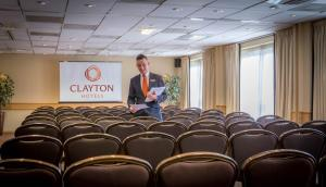 Clayton Hotel, Manchester Airport, Hotely  Hale - big - 21