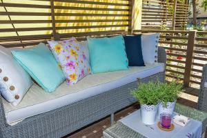Campsite Sunny Home Soline, Комплексы для отдыха с коттеджами/бунгало  Биоград-на-Мору - big - 9
