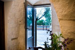 Trulli Il Castagno, Загородные дома  Мартина-Франка - big - 77