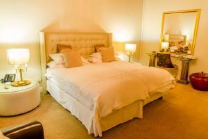 Suite - Deluxe Doppelzimmer mit Gartenblick