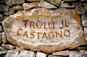 Trulli Il Castagno, Загородные дома  Мартина-Франка - big - 113