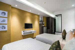Aim House Bangkok, Hotels  Bangkok - big - 81
