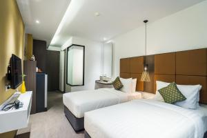 Aim House Bangkok, Hotels  Bangkok - big - 84