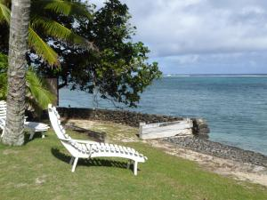 Raro Beach Bach, Holiday homes  Rarotonga - big - 32