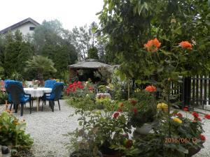 Ilona Kis Kastély Panzió, Guest houses  Keszthely - big - 44