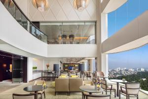 Habitación Doble Executive con acceso al salón executive
