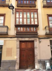 Ahro Suites, Апартаменты  Малага - big - 100