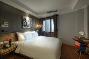Hanoi La Siesta Hotel Trendy, Szállodák  Hanoi - big - 12