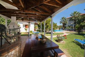 Villa Dimitris Apartments & Bungalows, Apartments  Lefkada Town - big - 18