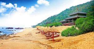 Moon Bay & Resort Sanya, Villen  Sanya - big - 48