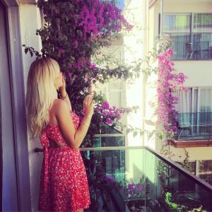 Marin-A Hotel, Hotely  Turgutreis - big - 84